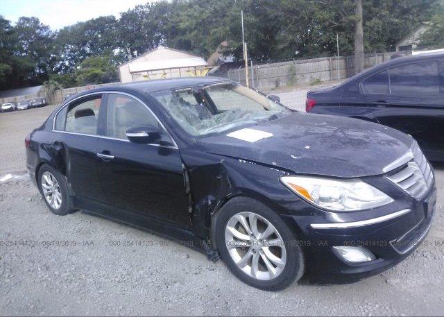 Inventory #792327005 2013 Hyundai GENESIS