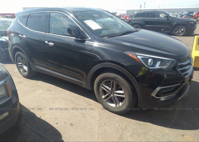 Inventory #669758231 2017 Hyundai SANTA FE SPORT