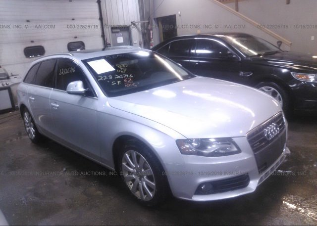 WAUGFKA Regular Salvage Silver Audi A At SIOUX FALLS - Audi sioux falls