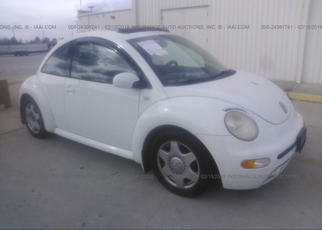 Inventory #850456050 2001 Volkswagen NEW BEETLE