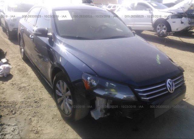 Inventory #475795429 2014 Volkswagen PASSAT