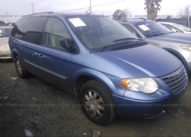 Inventory #827641498 2007 Chrysler TOWN & COUNTRY