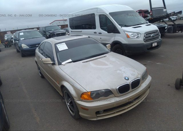 Inventory #646079216 2001 BMW 325