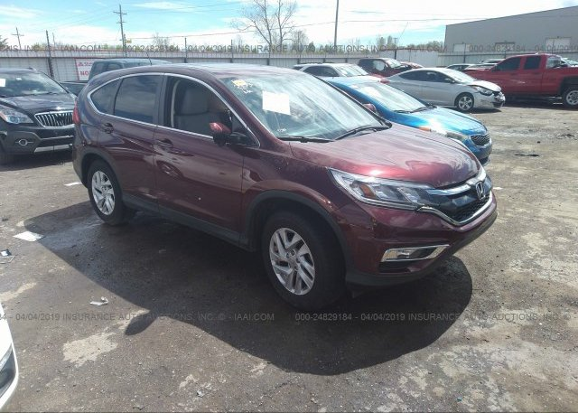 Inventory #733468541 2015 Honda CR-V