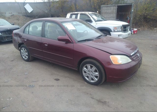 Inventory #688785942 2003 Honda CIVIC