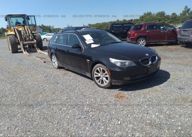 Inventory #739115471 2009 BMW 535