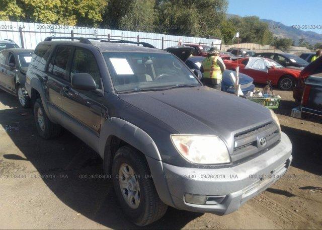 Inventory #508661148 2003 Toyota 4RUNNER