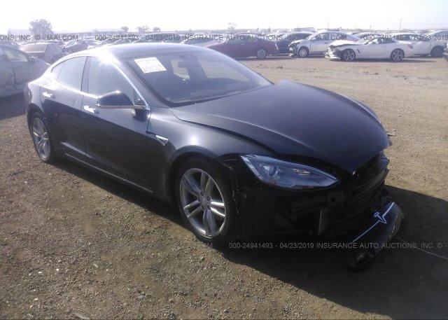 Inventory #593697146 2015 Tesla MODEL S