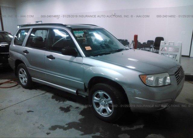 Inventory #368407679 2006 Subaru FORESTER