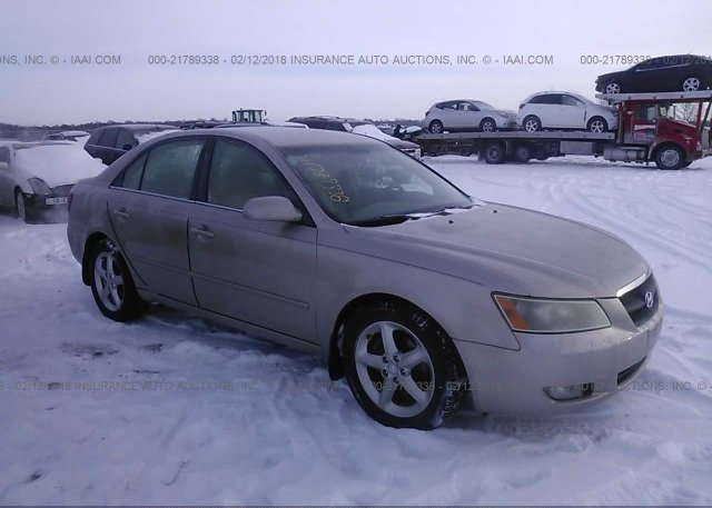 Inventory #432268147 2007 Hyundai SONATA