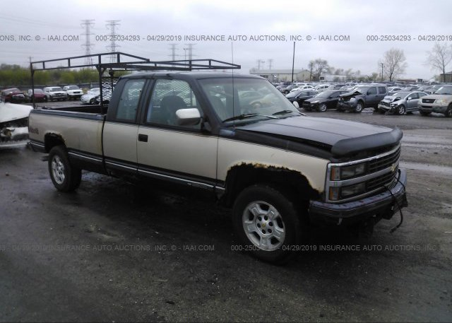 Inventory #408087469 1993 Chevrolet GMT-400