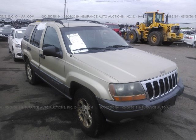 Inventory #536280635 2001 JEEP GRAND CHEROKEE
