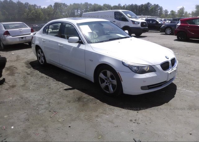 Inventory #651366611 2008 BMW 535