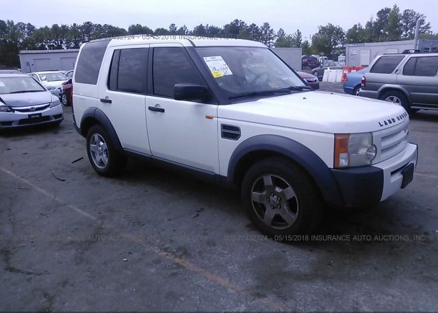 Inventory #816580647 2005 Land Rover LR3