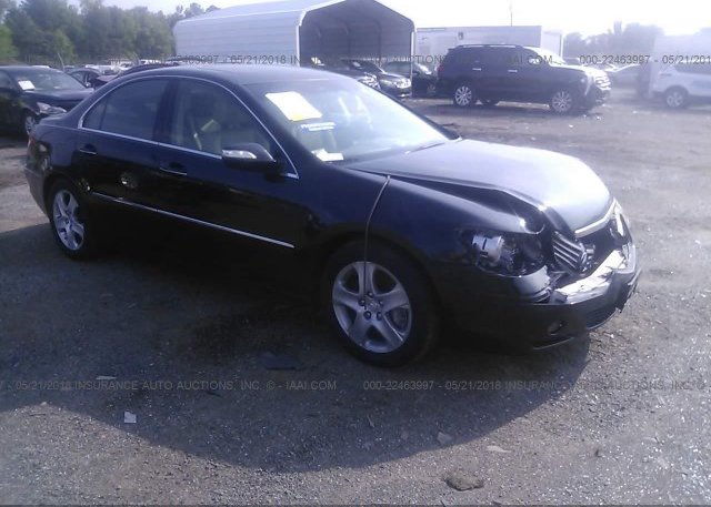Inventory #747535048 2006 Acura RL