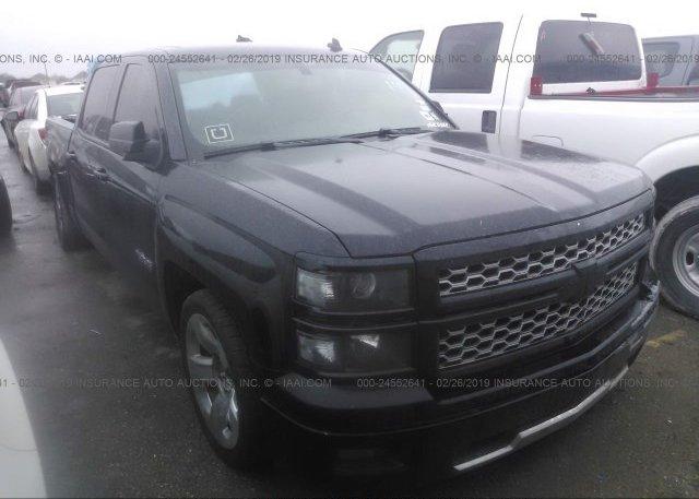 Inventory #145126644 2014 Chevrolet SILVERADO