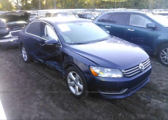 Inventory #593310315 2012 Volkswagen PASSAT