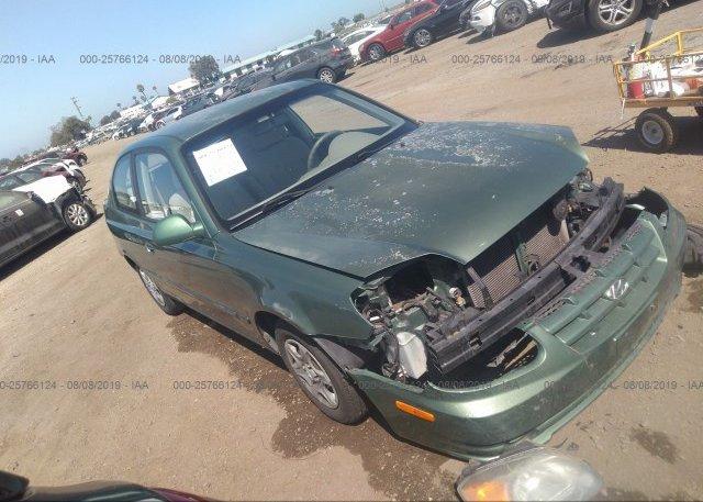 Inventory #431900423 2005 Hyundai ACCENT