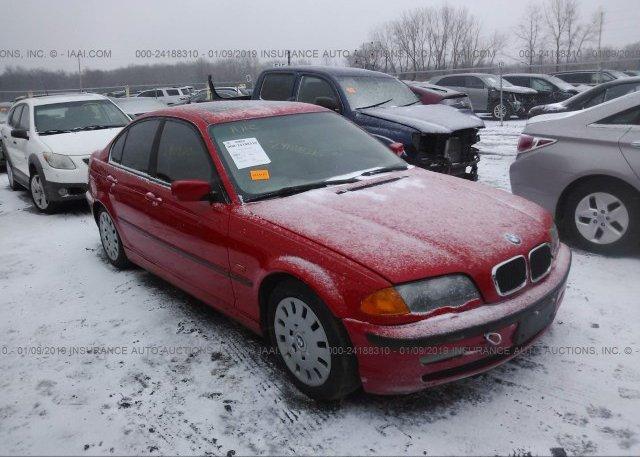 Inventory #444767577 1999 BMW 323