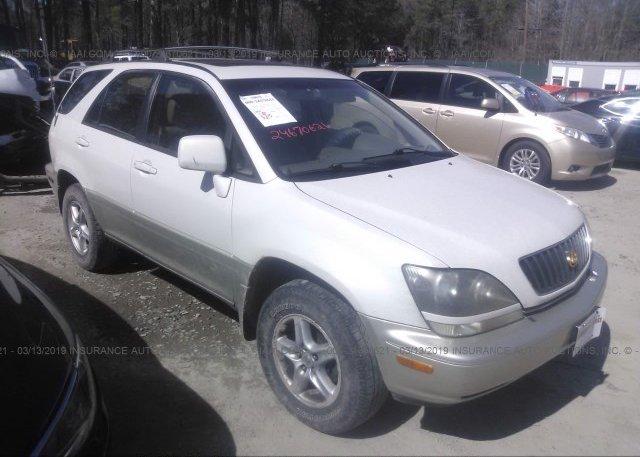 Inventory #130033678 1999 Lexus RX