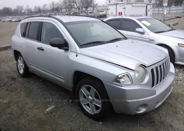 Inventory #594029299 2008 JEEP COMPASS