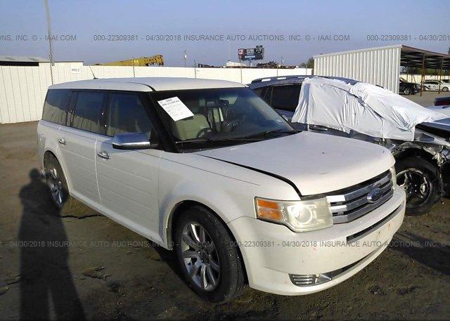 Inventory #156024011 2009 FORD FLEX