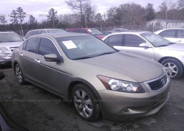 Inventory #283209929 2008 Honda ACCORD