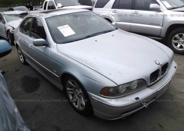 Inventory #719066026 2003 BMW 525