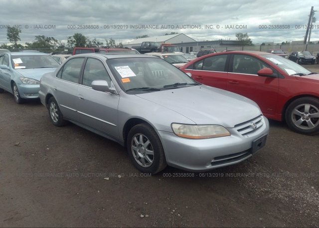 Inventory #213025098 2002 Honda ACCORD
