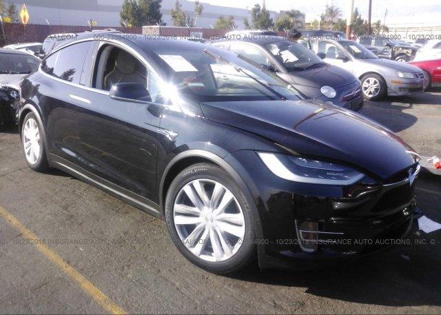 Inventory #630788980 2016 Tesla MODEL X