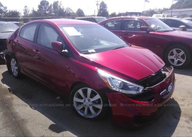 Inventory #766301340 2014 Hyundai ACCENT
