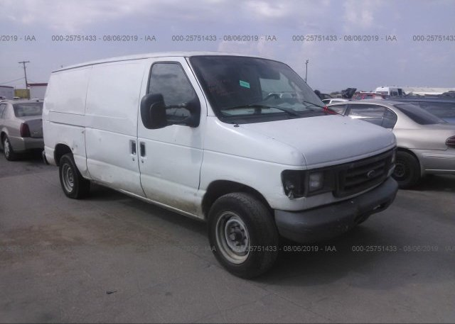 Inventory #138722795 2007 FORD ECONOLINE