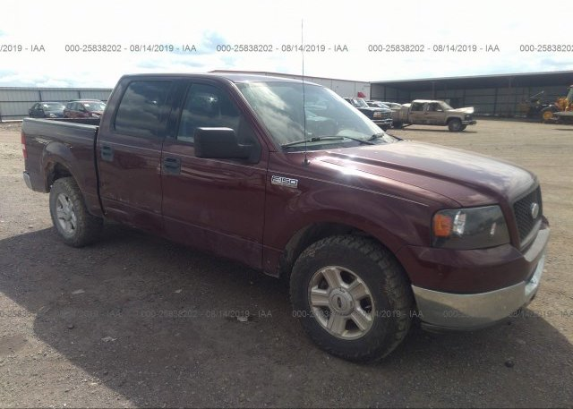 Inventory #725410607 2004 FORD F150