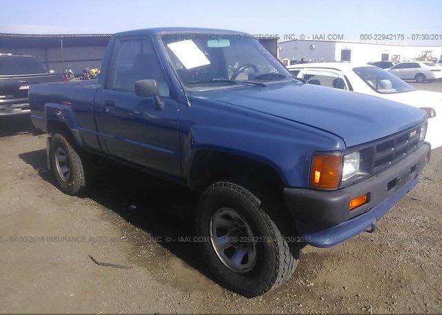 Inventory #866058787 1986 Toyota PICKUP