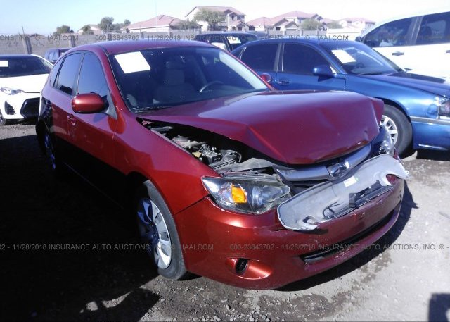 Inventory #109964346 2011 Subaru IMPREZA