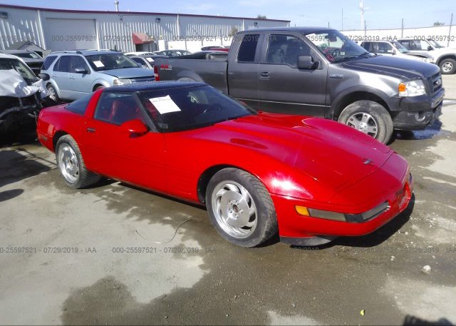 Inventory #474093575 1994 Chevrolet CORVETTE