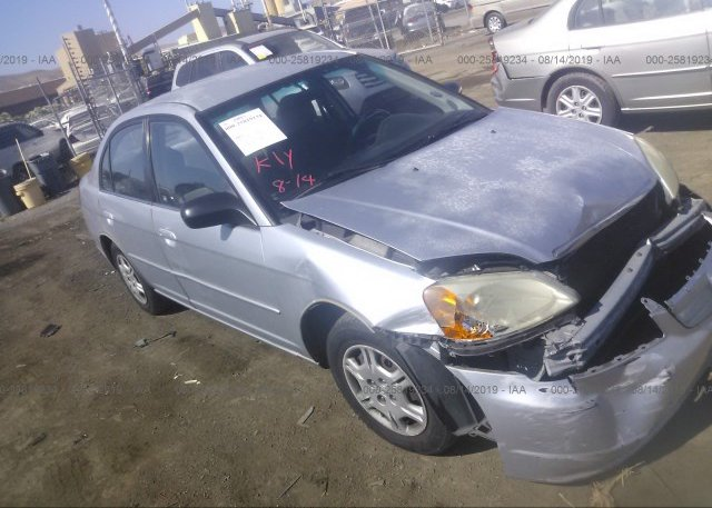 Inventory #553064395 2002 Honda CIVIC