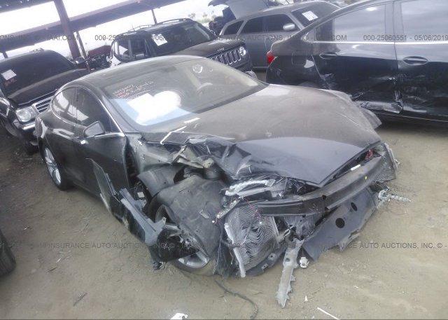 Inventory #297000196 2012 Tesla MODEL S