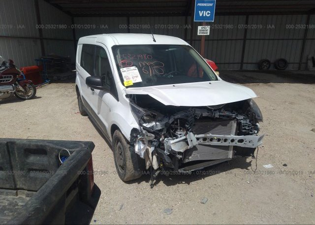 Inventory #748438221 2018 FORD TRANSIT CONNECT
