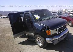 2003 Ford ECONOLINE - 1FMRE11L63HB17672 Left View