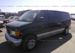2003 Ford ECONOLINE - 1FMRE11L63HB17672 Right View