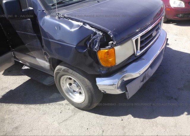 2003 Ford ECONOLINE - 1FMRE11L63HB17672