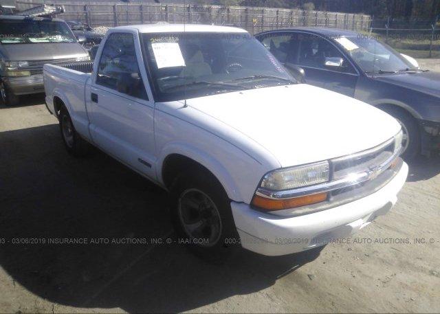 Inventory #784665189 1999 Chevrolet S TRUCK