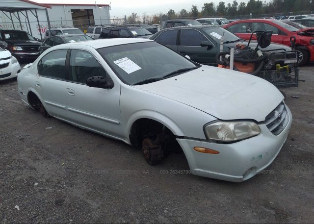 Inventory #564857379 2000 Nissan MAXIMA