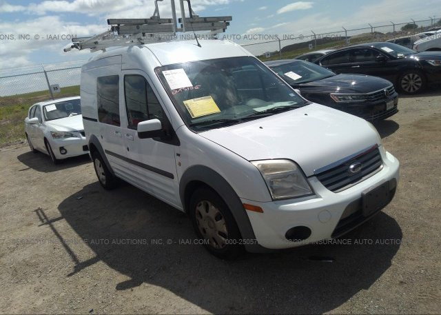 Inventory #107377282 2013 FORD TRANSIT CONNECT