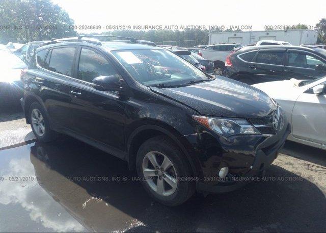Inventory #240810288 2014 Toyota RAV4