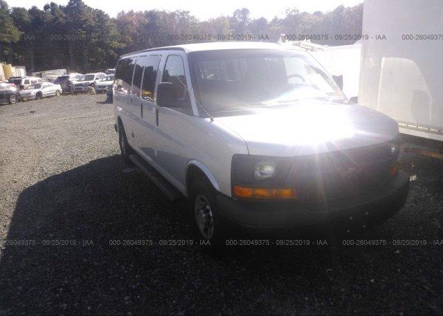 Inventory #612652881 2014 Chevrolet EXPRESS G3500