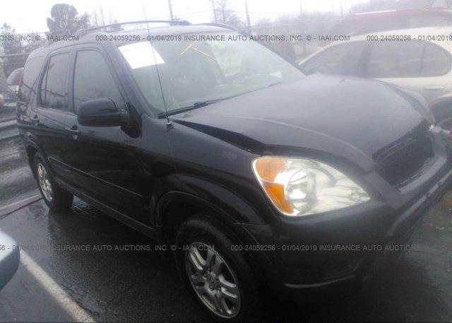 Inventory #964907167 2003 HONDA CR-V