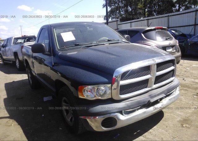 Inventory #488580424 2003 Dodge RAM 1500