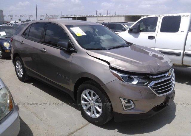 Inventory #232281864 2018 Chevrolet EQUINOX